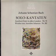 Bach - Solo-Kantaten (Giebel, Andre)