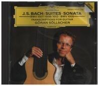 Bach - Transkriptionen Für Gitarre - Göran Söllscher