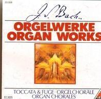 Bach - orgelwerke
