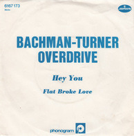 Bachman-Turner Overdrive - Hey You