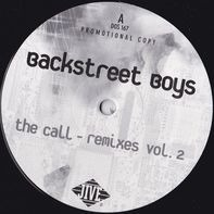 Backstreet Boys - The Call - Remixes Vol. 2