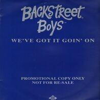 Backstreet Boys - We've Got It Goin' On