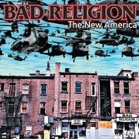 Bad Religion - New America -Remast-