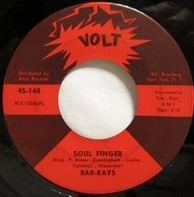Bar-Kays - Soul Finger / Knucklehead
