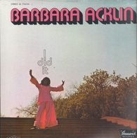 Barbara Acklin - I Did It