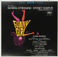 Barbra Streisan, Sidney Chaplin - Funny Girl