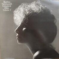 Barbra Streisand - Barbra Streisand's Greatest Hits - Volume 2