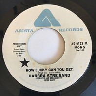 Barbra Streisand - How Lucky Can You Get / More Than You Know
