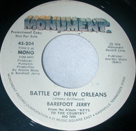 Barefoot Jerry - The Battle Of New Orleans