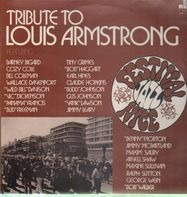 Barney Bigard, Cozy Cole, Earl Hines,... - Tribute To Louis Armstrong