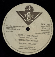 Barrington Levy - Here I Come (Remix)