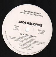 Barrington Levy - Vice Versa Love
