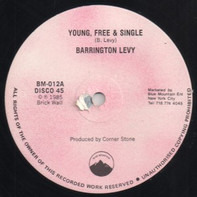 Barrington Levy - Young, Free & Single