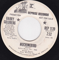 Barry Goldberg Featuring Clydie King - Mockingbird / Jackson Highway