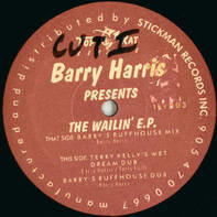 Barry Harris - The Wailin' E.P.