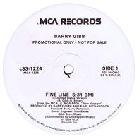 Barry Gibb - Fine Line