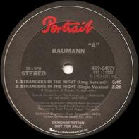 Baumann, Peter Baumann - Strangers in the Night
