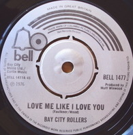 Bay City Rollers - Love Me Like I Love You