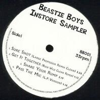Beastie Boys - Instore Sampler