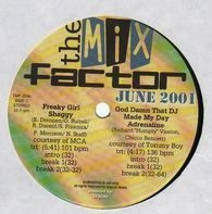 Beastie Boys, Shaggy, Lil Romeo, N'Sync - Mix Factor Volume 24 (June 2001)
