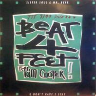Beat 4 Feet Feat. Kim Cooper - Sister Soul & Mr. Beat