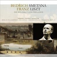 Bedrich Smetana /Franz Liszt - Die Moldau/Les Preludes