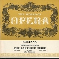 Bedřich Smetana - Highlights From The Bartered Bride