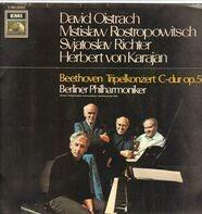 Beethoven/ Karajan, Berliner Philharmoniker, D. Oistrach, S. Richter, Rostropowitsch - Tripelkonzert C-Dur Op.56