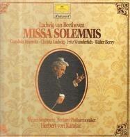 Ludwig van Beethoven - Maria Stader • Marianna Radev • Anton Dermota • Josef Greindl • Chor Der St. - Missa Solemnis