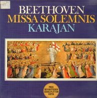 Beethoven - Missa Solemnis (Karajan)