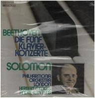 Beethoven - die fünf klavierkonzerte
