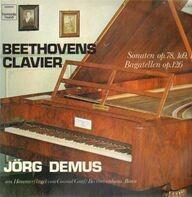 Beethoven - Sonaten op. 78, 109, 110 / Bagatellen op. 126