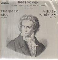 Beethoven - Three Duos For Violin & Cello