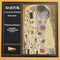Bartók - Concerto For Orchestra / Dance Suite