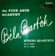 Béla Bartók , The Fine Arts Quartet - String Quartets Nos. 3 And 4