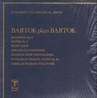 Béla Bartók & Ditta Pásztory-Bartók - Bartók plays Bartók