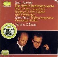 Béla Bartók - Die 3 Klavierkonzerte / The 3 Piano Concertos