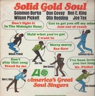 Ben E. King, Don Covay, Joe Tex a.o. - Solid Gold Soul (America's Great Soul Singers)