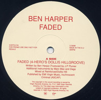 Ben Harper - Faded