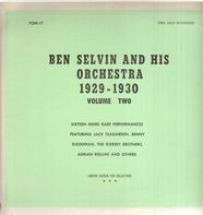 Ben Selvin and His Orchestra - 1929 1930 Volume Two