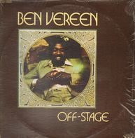 Ben Vereen - Off-Stage