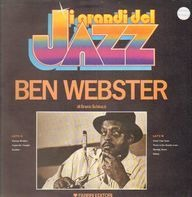 Ben Webster - I Grandi Del Jazz Ben Webster