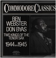 Ben Webster, Don Byas - Two Kings Of The Tenor Sax
