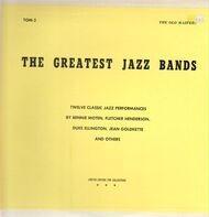 Bennie Moten, Fletcher Henderson, Duke Ellington - The Greatest Jazz Bands