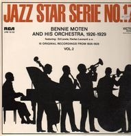 Bennie Moten and his Orchestra - 15 Original Recordings from 1926-1929 (Jazz Star Serie No. 17)