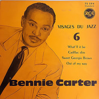 Benny Carter , The Chocolate Dandies - Visages Du Jazz N°6