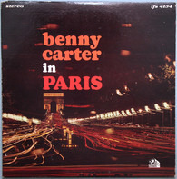Benny Carter - Benny Carter in Paris