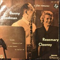 Benny Goodman , Rosemary Clooney - A Fine Romance