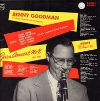 Benny Goodman And His Orchestra, Trio and Quartett - Jazz Concert No.2 1937-1938