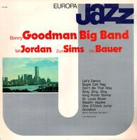Benny Goodman Big Band , Taft Jordan , Zoot Sims , Billy Bauer - Europa Jazz
